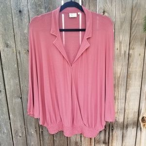 Anthropologie  99-H15 STCL   blouse  size xs -s